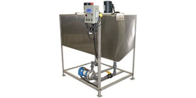 Model EV250 - 250 Gallon Mix Tank