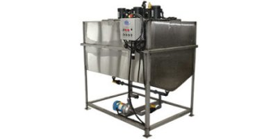 Model EV500 - 500 Gallon Mix Tank
