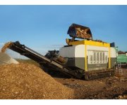 Shredding technology presents new opportunities for wood recycling and biomass sector
