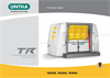UNTHA - Model TR Series - Post-shredder / RDF Shredder - Brochure