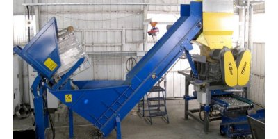 Industrial Shredders and Shredding Systems-1