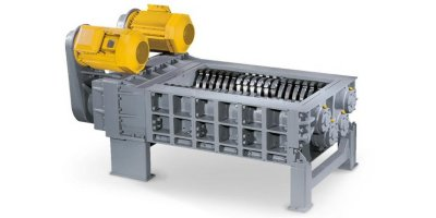 UNTHA - Model RS50/60/100 - Industrial Shredders and Shredding Systems
