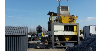 Industrial Shredder for Scrap Metal Shredding-2
