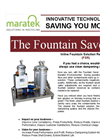 Fountain Saver System Brochure
