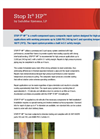 StopIt HP - Multi-Component Epoxy Composite Repair System - Brochure