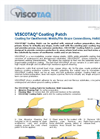 Viscotaq - Coating Patch for Exothermic Weld Connections - Brochure