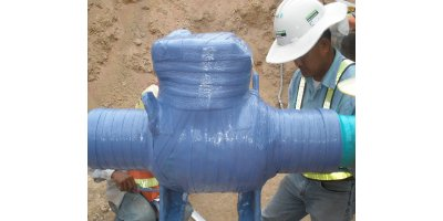 Viscotaq ViscoWrap - Corrosion Prevention for Industrial Pipelines