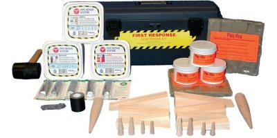 First Response - Emergency Leak Repair Kits