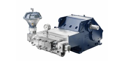 Z-Line - Model 1500 bar - High Pressure Pumps