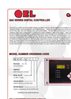 Model M - Multi Channel Digital Analog Controllers Brochure