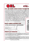 Model Q5 Series - Toxic or Combustible Gas Transmitter/Sensors Brochure