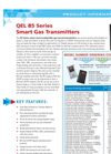BACnet - Model B5 Series MS/TP - Toxic or Combustible Gas Transmitter/Sensors Brochure