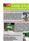 Model V50F - Farm Waste Baler Brochure