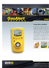 GasAlert Extreme - Single Portable Gas Detectors- Brochure