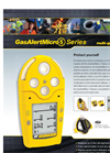GasAlertMicro - Model 5 Series - Multi Gas Detectors- Brochure