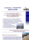 InfraCal TOG/TPH Analyzers for Easy, On-site Measurements of Oil/Grease (TOG) - Brochure