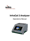 InfraCal - 2 - Portable Infrared Analyzer - Operations Manual