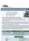 Measuring Hydrocarbons in Drill Cuttings - Brochure