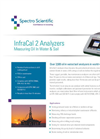 InfraCal 2 - Measuring Oil In Water & Soil Analyzers - Datasheet