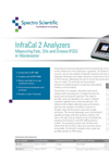 InfraCal 2 - Measuring Fats, Oils and Grease (FOG) in Wastewater Analyzers - Datasheet