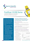 FluidScan - Model Q1200 Series - Handheld Infrared Oil Analyzer - Datasheet