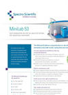 MiniLab 53 On-Site Oil Analysis System - Datasheet
