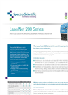 LaserNet 200 Series - Particle Counter, Wear Classifier, Ferrous Monitor - Datasheet