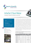 InfraCal 2 Soot Meter Portable, Rugged Infrared Analyzer - Datasheet