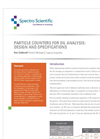 White Paper - Particle Counters for Oil Analysis: Design and Specifications