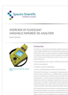 White Paper - Overview of Fluidscan Handheld Infrared Oil Analyzer