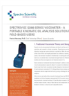 White Paper - Spectrovisc Q3000 Series Viscometer – A Portable Kinematic Oil Analysis Solution for Field-Based Users
