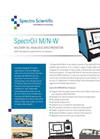 SpectrOil - Model M/N-W - JOAP Certified Elemental Analyzer - Datasheet