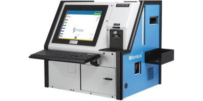 MicroLab Series - Automated On-Site Oil Analyzer for Fleets