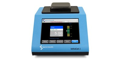 InfraCal 2 - Model TRANS-SP - Oil In Water/Soil Analyzer