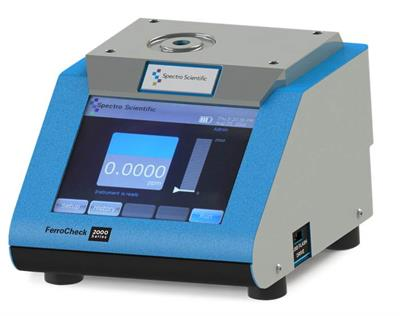 FerroCheck - Model 2000 Series - Portable Ferrous Analyzers for Lubricant Wear Metal Measurement