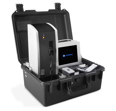 Spectro FieldLab - Model 58 - Rugged, Portable Expeditionary Fluid Analysis System