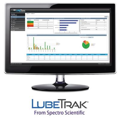 LubeTrak - Fluid Analysis Information Management System Software