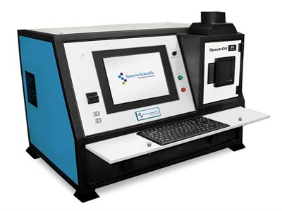 SpectrOil - Model M/N-W - JOAP Certified Elemental Analyzer