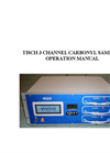 TE-423 - 3-Channel Carbonyl Sampler Brochure