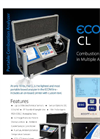 ECOM - Model CL - Portable Emissions Analyzer - Brochure