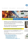 Ecom - Model B Plus - Handheld Gas Analyzer Brochure