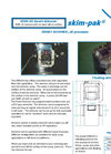 Skim-pak - 8500-SA - Smart Skimmer For Oil Processor Brochure