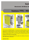 Metal Separators Products Brochure