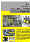 hamos - Model KRS - Recycling Systems for WEEE Plastics - Brochure