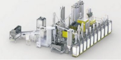 hamos  - Model KRS Series - Recycling Systems