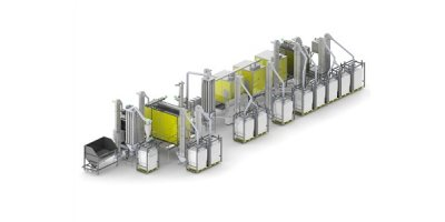 hamos - Model KRS - Recycling Systems for WEEE Plastics