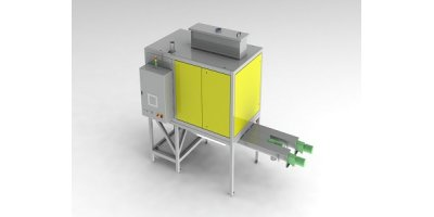 hamos - Model KWS 1010 - Electrostatic Metal / Plastic Separators