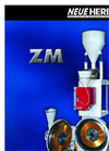 Model ZM Series - Pulverizers Brochure