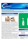 Ready to Use Water Based Pet Odor Neutralizer - Brochure