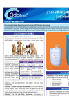 Concentrated Water Based General Purpose (GP) Pet Odor Neutralizer (Unscented) - Brochure